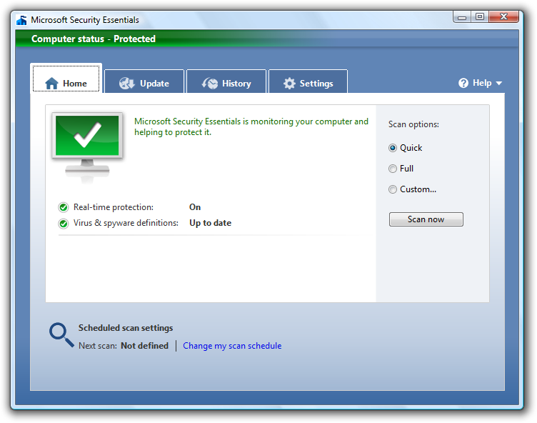 "Es hora de Cambiar ""Windows Defender"" por el Nuevo ""Microsoft Security Essentials"""