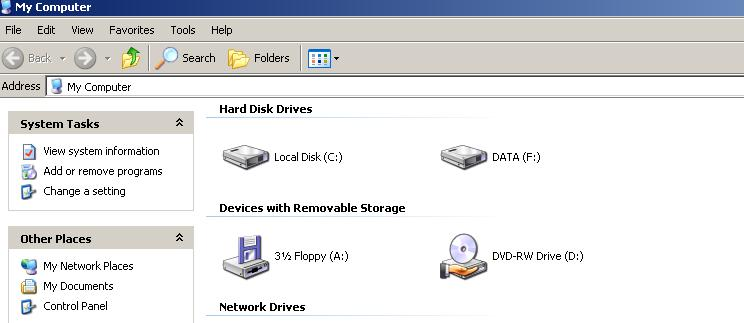 "Desactiva tu disco C:\ de ser Compatido ""Share"" en Windows"