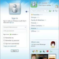 Abre Múltiples Sesiones de MSN Messenger (Windows Live 2009) simultáneamente